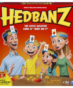 ASST Hedbanz – Guessing Game for Kids and Adults