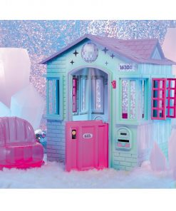 L.O.L. Surprise! Winter Disco Playhouse with Disco Ball and Inflatable Chair
