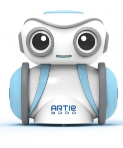 Educational Insights, EII1125, Artie 3000 The Coding Robot, 1 Each, Multi