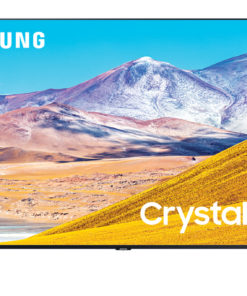 SAMSUNG 65″ Class 4K Crystal UHD (2160P) LED Smart TV with HDR UN65TU8200 2020 Model