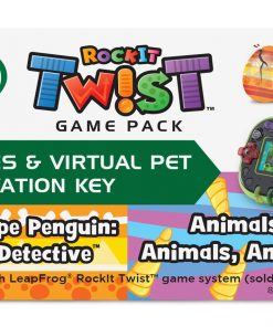 LeapFrog RockIt Twist Penelope Penguin and Animals Animals Animals Games