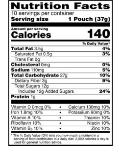 Kellogg's Nutri-Grain Kids Soft Baked Mini Bars, Strawberry Blast, 13 Oz, 10 Ct