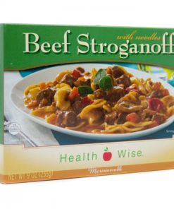BariWise Beef Stroganoff with Noodles Shelf-Stable Entrée (8oz)