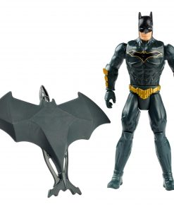 DC Comics Batman Missions 6-Inch Stealth Glider Batman Action Figure