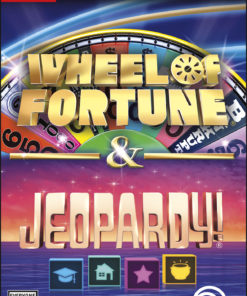 America's Greatest Game Shows: Wheel of Fortune & Jeopardy!, Ubisoft, Nintendo Switch, 887256037420