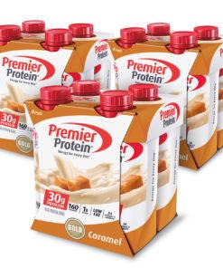 Premier Protein Shake, Caramel, 30g Protein, 11 Fl Oz, 12 Ct