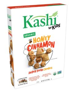 Kashi by Kids Cereal, Honey Cinnamon, 10.8 Oz