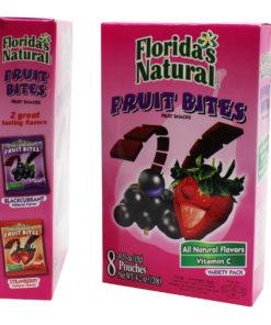 Au'some Kosher Assorted Fruit Bites Fruit Snack 8x12oz Pouches (2pk)