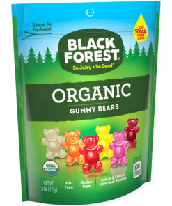Black Forest Organic Gummy Bears 8 Oz.