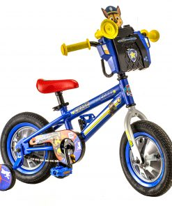 Nickelodeon 12″ PAW Patrol Chase Bike, Blue