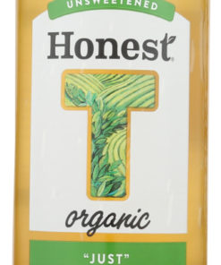 "(12 Pack) Honest Tea ""Just"" Green Tea Unsweetened, 16 Fl Ozbottle"