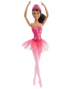 Barbie Ballerina Nikki Doll with Pink Tutu & Removable Tiara