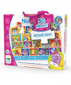 The Learning Journey Jumbo Floor Puzzle, Numbers