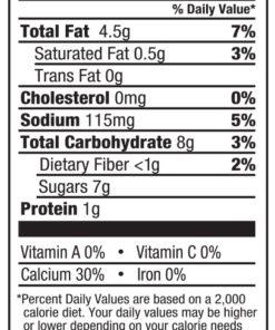 (2 pack) Milkadamia Latte Da Barista Macadamia Milk, 32 fl oz
