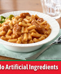 (6 pack) Hormel Compleats Beefy Mac & Cheese, 7.5 Ounce