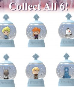 Frozen 2 Snow Globe Surprise Single Pack – Magical Snow Globe and Secret Reveal Collectible Characters ? Walmart Exclusive