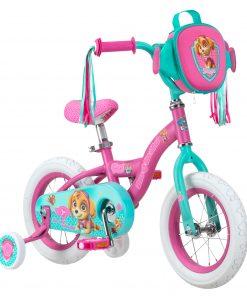 Nickelodeon 12′ PAW Patrol Skye Bike, Pink