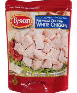 (3 Pack) Tyson® Premium Chunk White Chicken Breast, 7 oz.