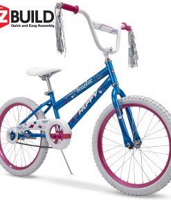 Huffy 20″ Sea Star Girls' Bike, Blue and Pink