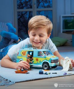 PLAYMOBIL Scooby Doo Mystery Machine