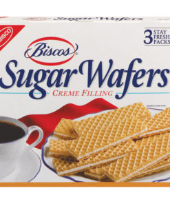 Biscos Creme Filled Sugar Wafers, 8.5 oz