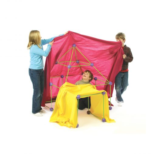 Crazy Forts Buildable Indoor/Outdoor Play Fort