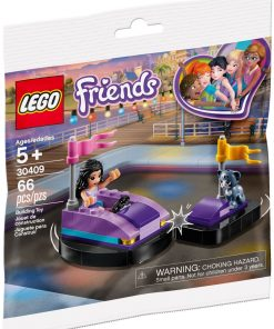 LEGO Friends Emma's Bumper Cars Mini Bagged Set