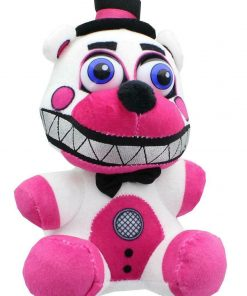 6.5″ Five Nights at Freddy's Sister Location Plush – Freddy – Authentic FNAF