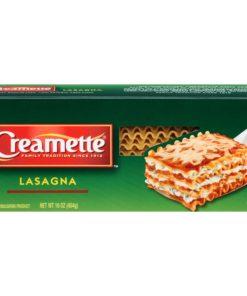 (2 pack) Creamette Lasagna Noodles, 16-Ounce Box