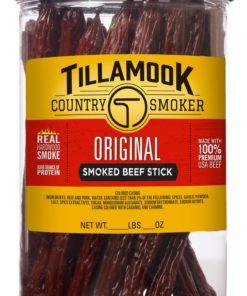 Tillamook Country Smoker, Beef Sticks, .56 oz, 20 count