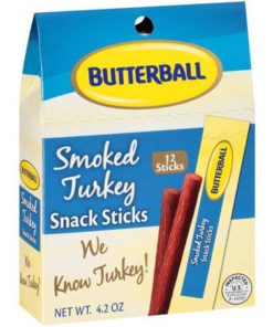 Butterball Smoked Turkey Snack Stick
