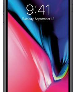 Apple iPhone 8 Plus 64GB GSM Unlocked Phone w/ Dual 12MP Camera – Space Gray (Used – Good Condition)