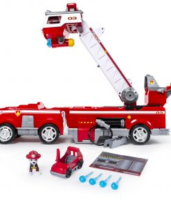 PAW Patrol Ultimate Rescue Fire Truck with Extendable 2 ft. Tall Ladder, for Ages 3 and Up