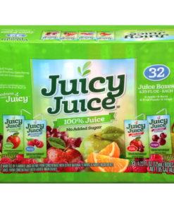 Juicy Juice 100% Juice Variety Pack, 4.23 Fl. Oz., 32 Count