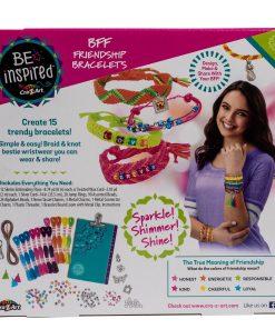 Cra-Z-Art Be Inspired BFF Friendship Bracelets