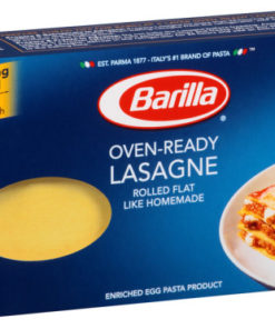(4 pack) Barilla Pasta Oven-Ready Lasagne, 9.0 OZ