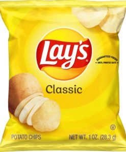Lay's Potato Chip Variety Pack, 40 Count