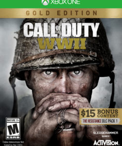 Call of Duty: WWII Gold Edition, Activision, Xbox One, 047875882522