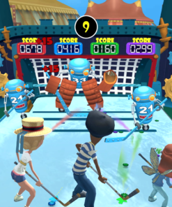 Carnival Games, 2K, Nintendo Switch, 710425551574