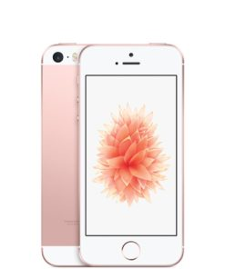 iPhone SE 64GB Rose Gold (Unlocked) Refurbished
