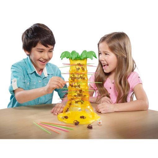 Tumblin' Monkeys Skill Kids Game for 2-4 Players Ages 5Y+
