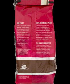 Eight O'Clock 100% Colombian Peaks Whole Bean Coffee 33 Oz. Bag