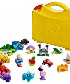LEGO Classic Creative Suitcase 10713 (213 Pieces) Building Toy
