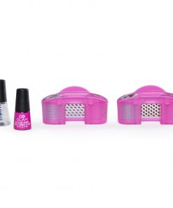 Cool Maker, GO GLAM Love Story Pattern Pack Refill, Decorates 50 Nails with the GO GLAM Nail Stamper