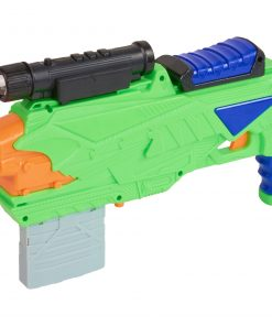 Adventure force night attack dart blaster, green, designed for ages 8 and up