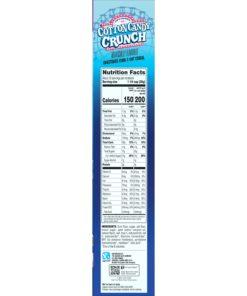 Cap'n Crunch Breakfast Cereal, Cotton Candy Crunch, 15.4 oz Box