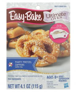 Easy-Bake Ultimate Oven Pretzel Refill Pack, for Ages 8 and Up