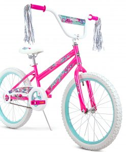 Huffy 20″ Sea Star Girls' Bike, Pink