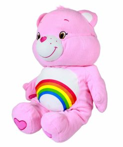 Care Bears Stuffed Animal Classic Super Large 24″ Jumbo Pillow Plush Fluffy (Many Characters)