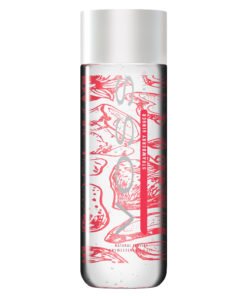 VOSS STRAWBERRY-GINGER FLAVORED SPARKLING WATER 330ML PET